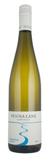 A bottle of 2017 Watervale Riesling