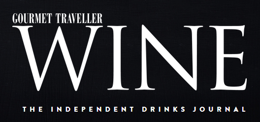 Gourmet Traveller Wine logo