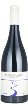 Bottle of Penna Lane Shiraz