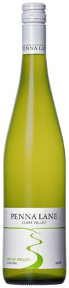 Bottle of 2018 Skilly Valley Riesling