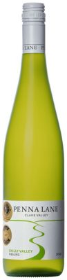 Bottle of 2019 Skilly Valley Riesling