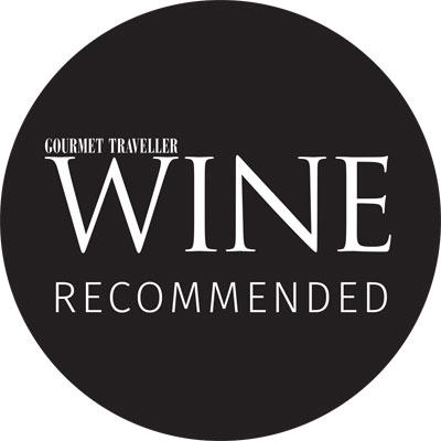 Gourmet Traveller WINE seal