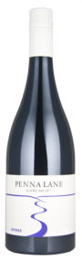 Single bottle of Penna Lane Shiraz