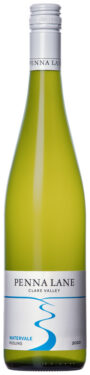 Bottle shot of 2020 Watervale Riesling