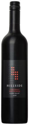 A single bottle of Hillside Cabernet Sauvignon